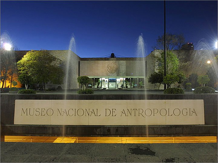 Museo Nacional de Anthropologia