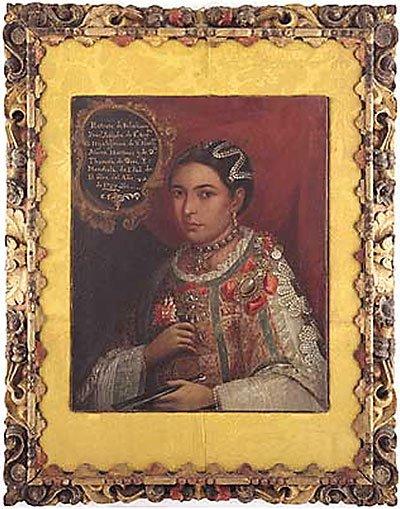 Daughter of a Cacique