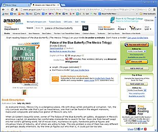 Jane's Amazon Book Page