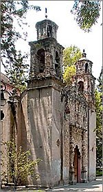 La Conchita Church Mexico