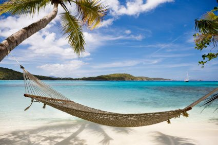 Hammock by Ocean
