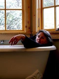 me in tub
