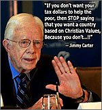 Jimmy Carter Speaks